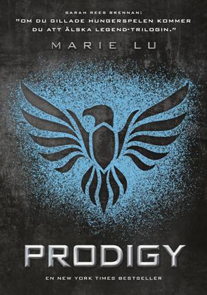 Omslag: Prodigy