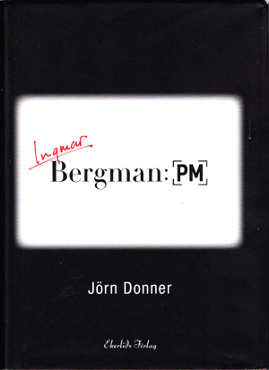 Omslag: Bergman: PM