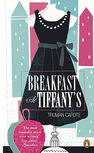 Omslag: Breakfast at Tiffany's