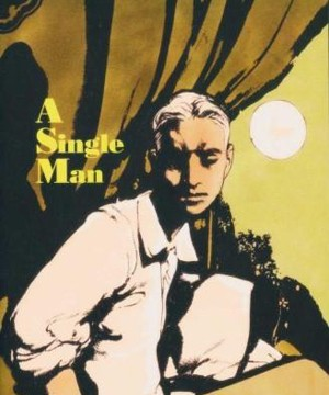 Omslag: Christopher Isherwood - A Single Man