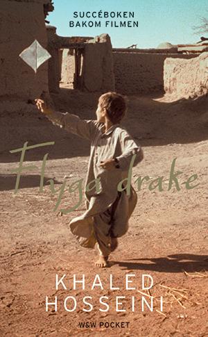 Omslag: Khaled Hosseini - Flyga drake