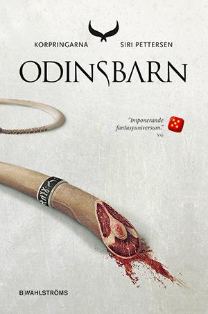 Omslag: Siri Pettersen - Odinsbarn