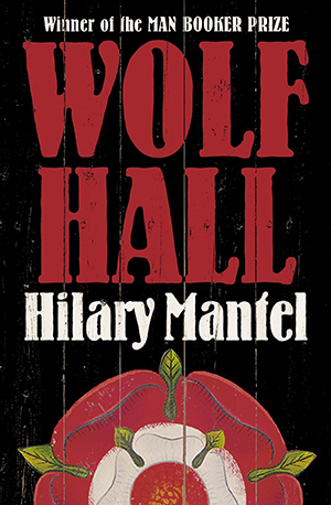 Omslag: Hilary Mantel - Bring up the bodies