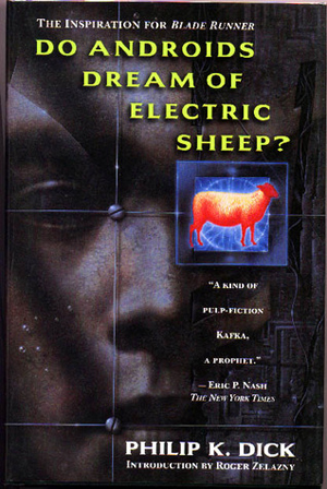 Omslag: Philip K. Dick - Do Androids dream of electric sheep?