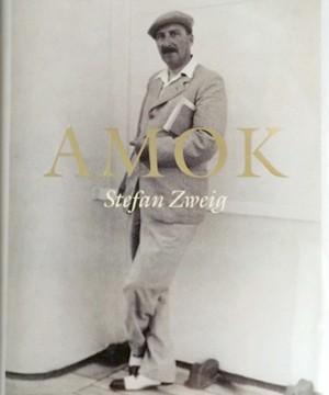 Omslag: Stefan Zweig - Amok