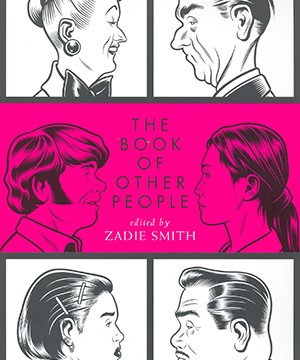 Omslag: Zadie Smith - The book of other people