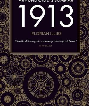 Omslag: Florian Illies - Århundradets sommar 1913