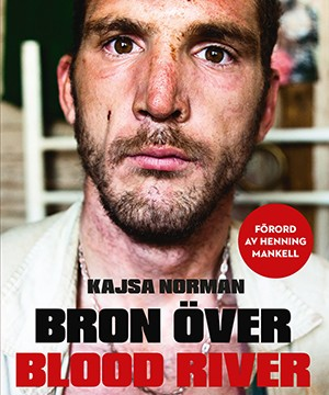 Omslag: Kajsa Norman - Bron över Blood river