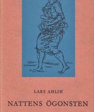 Omslag: Lars Ahlin - Nattens ögonsten