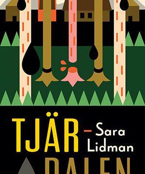 Omslag: Sara Lidman - Tjärdalen