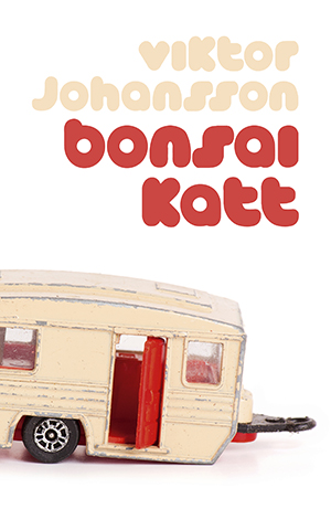 Omslag: Viktor Johansson - Bonsaikatt