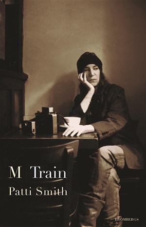 Omslag: Patti Smith - M Train