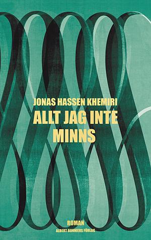 Omslag: Jonas Hassen Khemiri - Allt jag inte minns