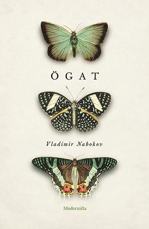 Omslag: Vladimir Nabokov - Ögat