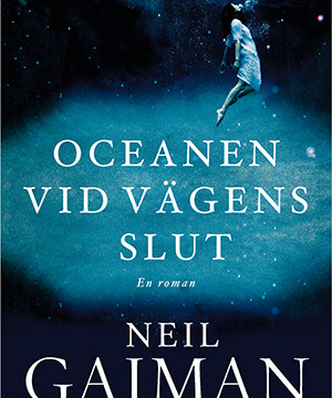 Omslag: Neil Gaiman - Oceanen vid vagens slut