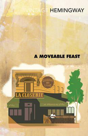 Omslag: Ernest Hemingway - A moveable feast