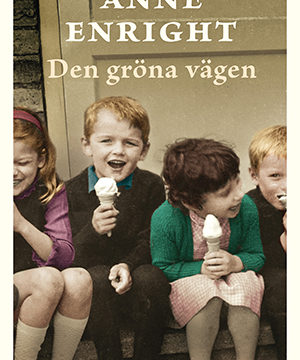 Omslag: Anne Enright - Den gröna vägen