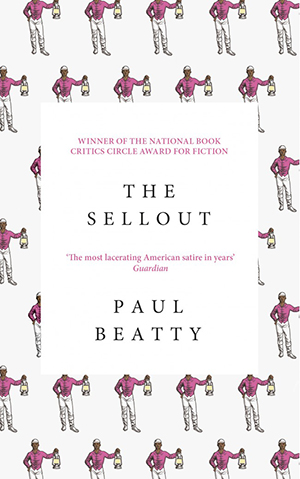 Omslag: Paul Beatty - The sellout