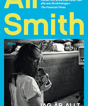 Omslag: Ali Smith - Jag är allt du drömt