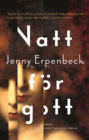 Omslag: Jenny Erpenbeck - Natt för gott