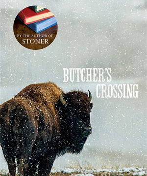 Omslag: John Williams - Butcher's crossing