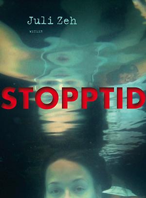 Omslag: Juli Zeh - Stopptid
