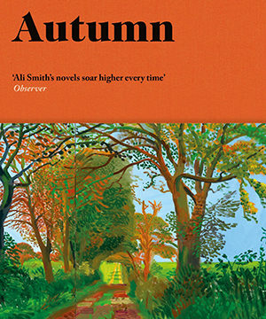 Omslag: Ali Smith - Autumn
