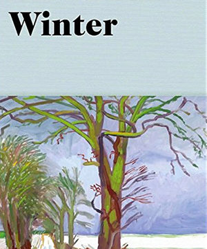 Omslag: Ali Smith - Winter