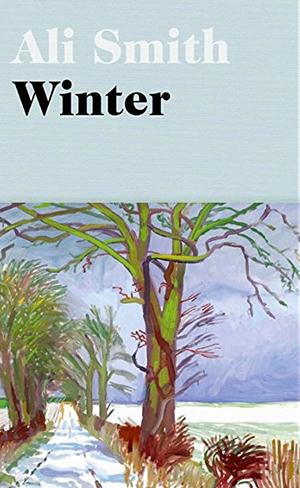 Omslag: Ali Smith - Winter