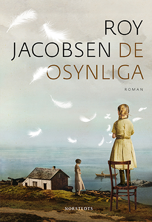 Omslag: Roy Jacobsen - De osynliga