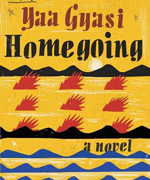 Omslag: Yaa Gyasi - Homegoing